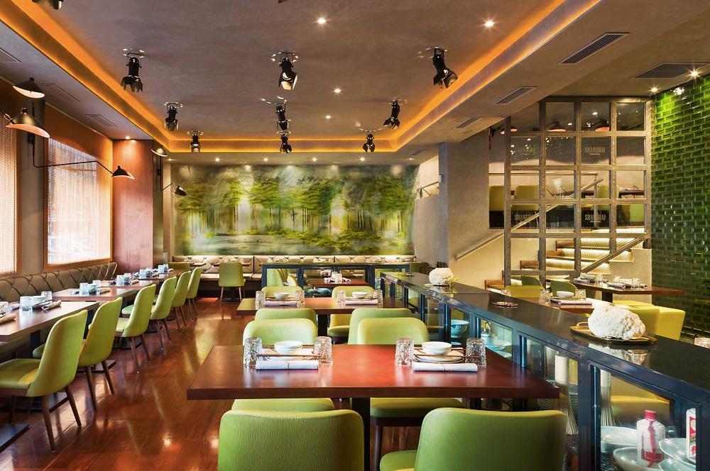 Shanghai Mama, restaurante recomendado en Madrid en www.madridmeenamora.com