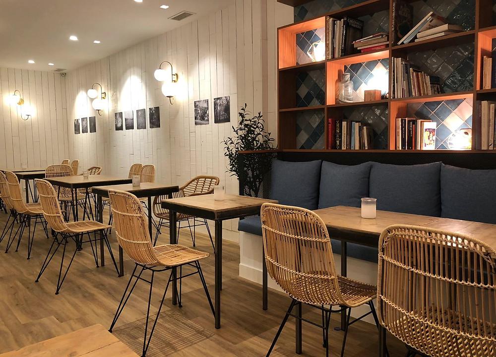 Antípode, restaurante recomendado en Madrid por www.madridmeenamora.com