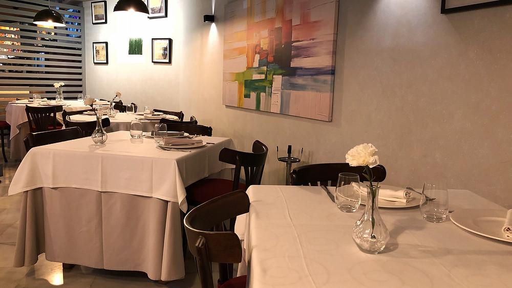Casa Peto, restaurante recomendado en Madrid por www.madridmeenamora.com