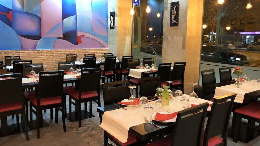 Shan, restaurante recomendado por www.madridmeenamora.com