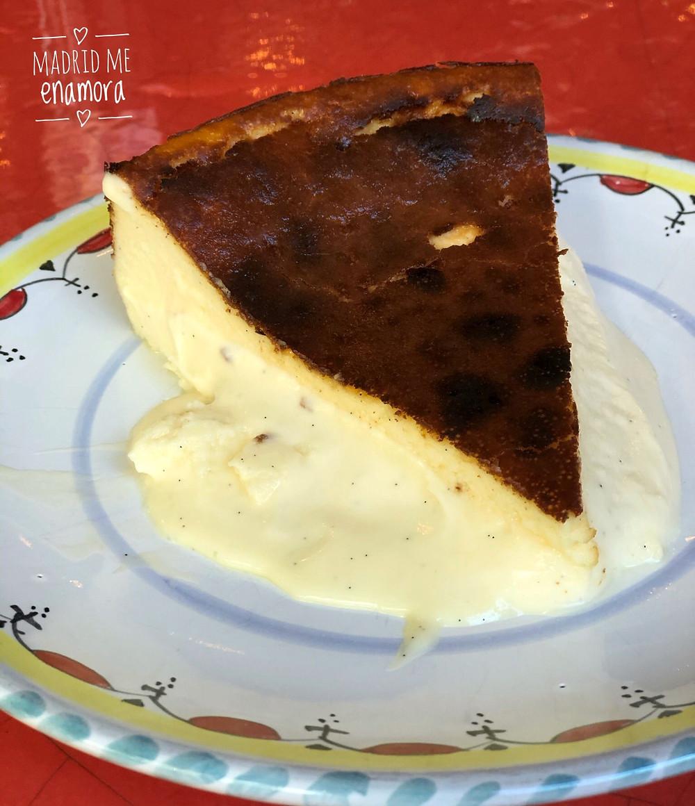 ¡Te vas a enamorar de la tarta de queso de Bel Mondo!