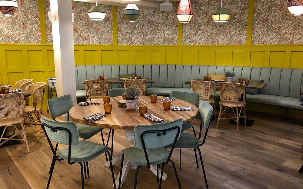 Antonella, restaurante en Madrid recomendado en www.madridmeenamora.com