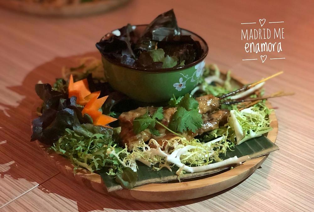 Green Tea Food, restaurante recomendado en Madrid por www.madridmeenamora.com