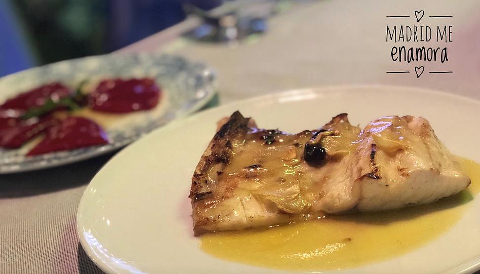 Pez Fuego, restaurante recomendado en Madrid por www.madridmeenamora.com