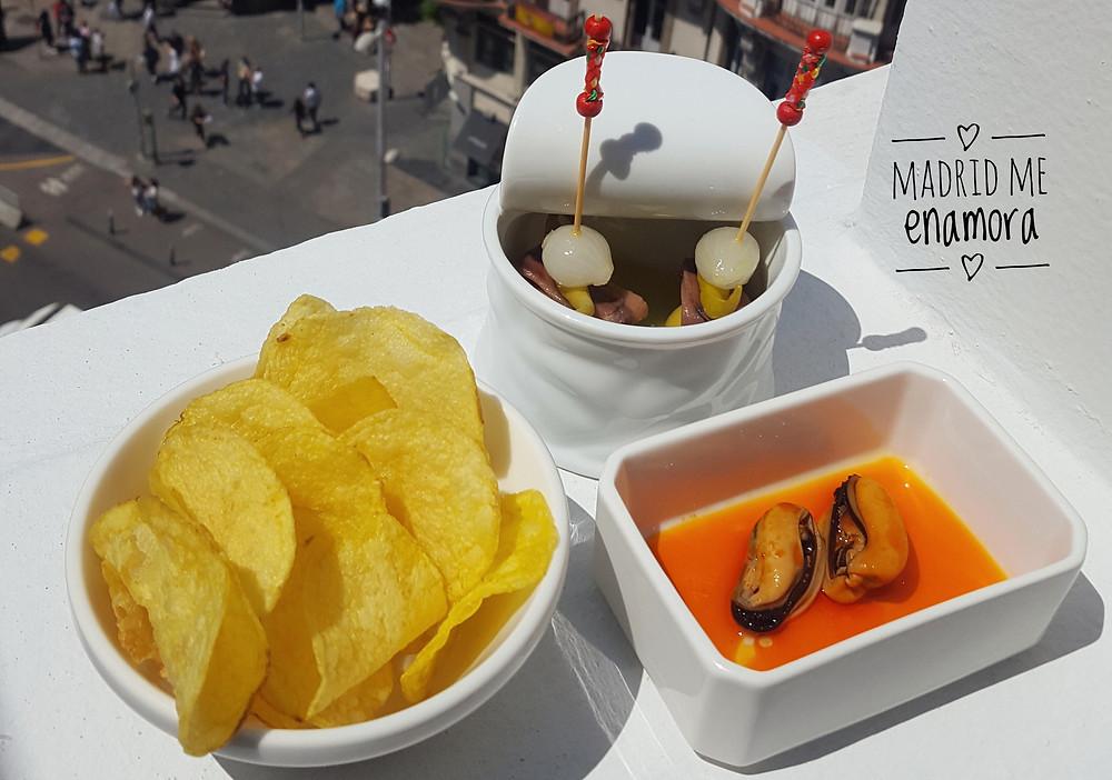 Picalagartos, terraza recomendada en Madrid por www.madridmeenamora.com
