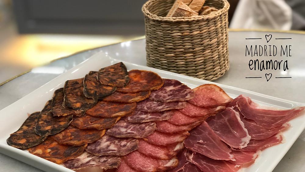 Juliettas, restaurante recomendado en www.madridmeenamora.com