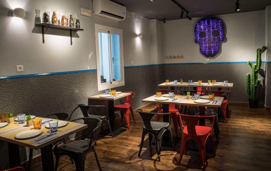 Mawey, restaurante recomendado en Madrid por www.madridmeenamora.com