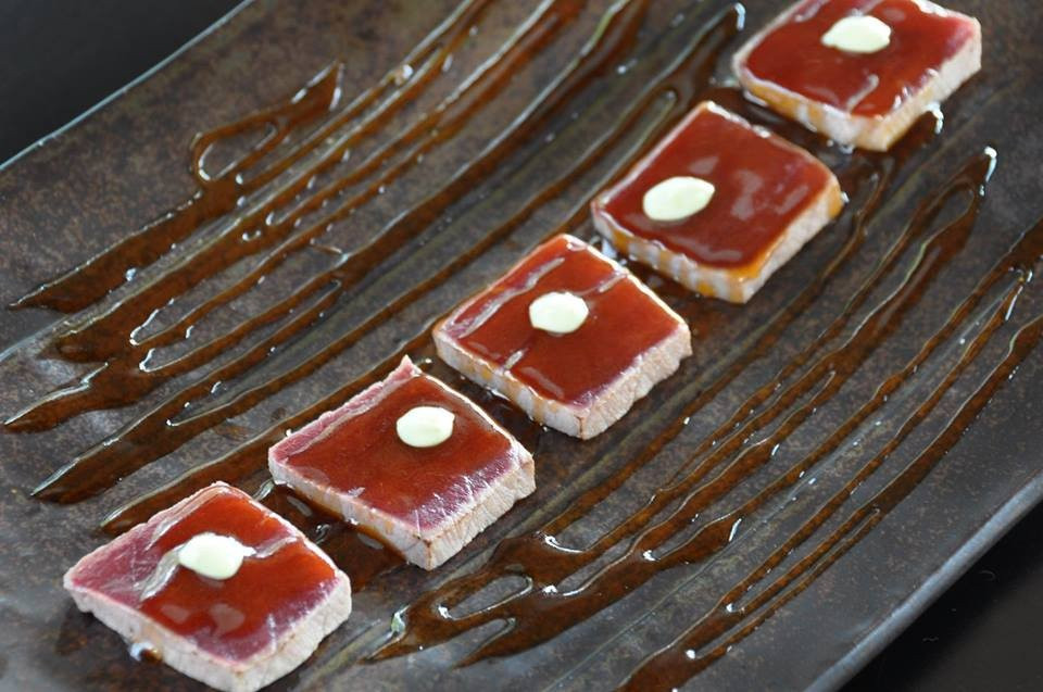Inari, restaurante recomendado en Madrid por www.madridmeenamora.com