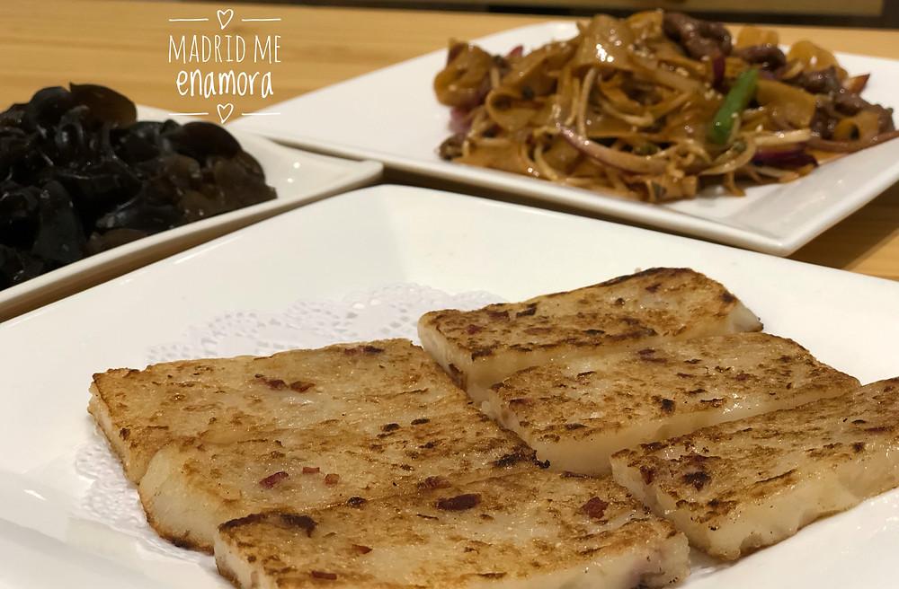 Hong Kong Kitchen, restaurante recomendado en Madrid por www.madridmeenamora.com