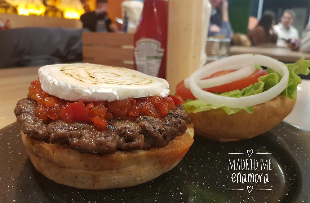 Burger Shack, hamburguesería recomendada en Madrid por www.madridmeenamora.com