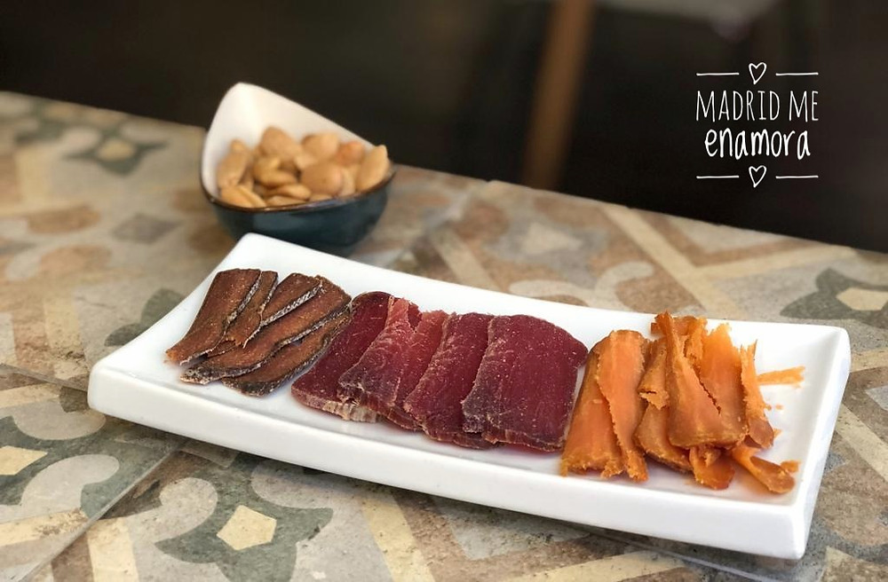 La Naya, restaurante recomendado en Madrid por www.madridmeenamora.com
