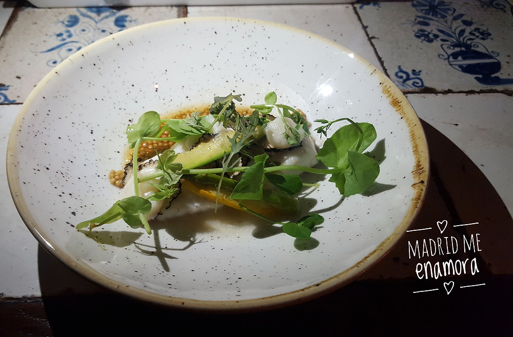 Restaurante recomendado por Madrid me enamora