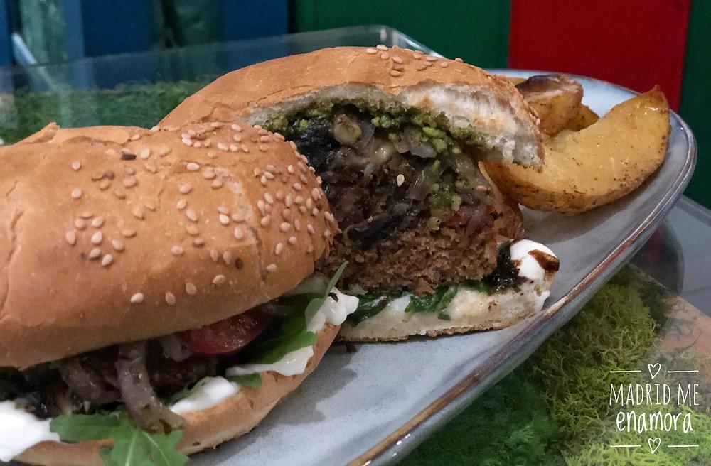 Pizzi&Dixie, restaurante recomendado en Madrid por www.madridmeenamora.com