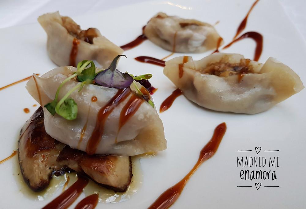 Distrito 798, restaurante recomendado en Madrid por www.madridmeenamora.com