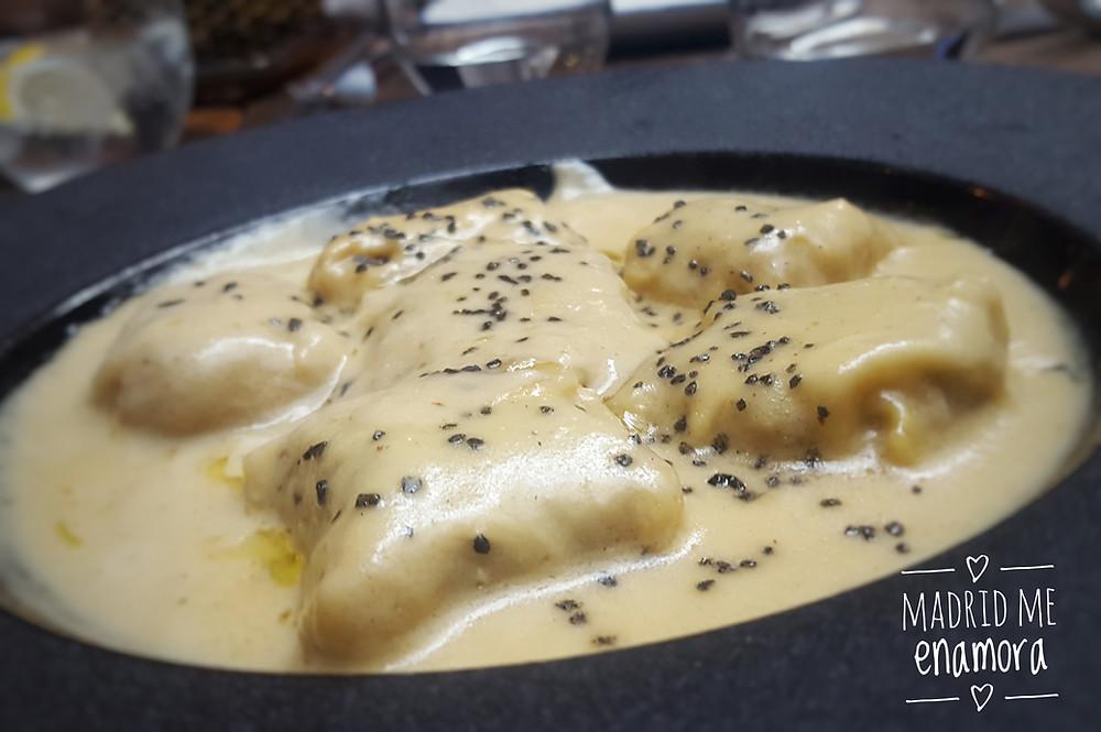 La Contraseña, restaurante recomendado en Madrid por www.madridmeenamora.com