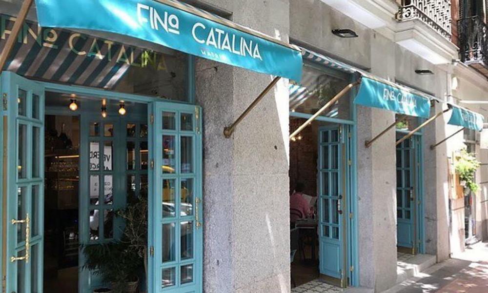 Fina Catalina, restaurante recomendado en Madrid por www.madridmeenamora.com