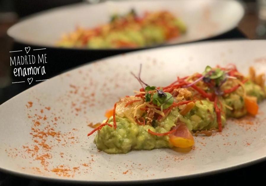 Iztac, restaurante recomendado en Madrid por www.madridmeenamora.com