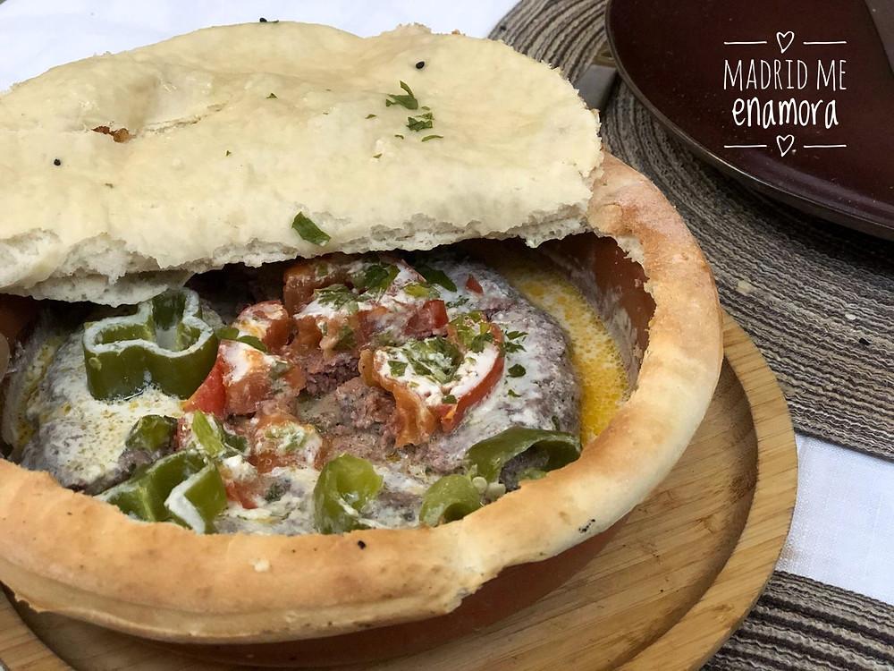 El Tajín de Kofta es un plato árabe muy tradicional.