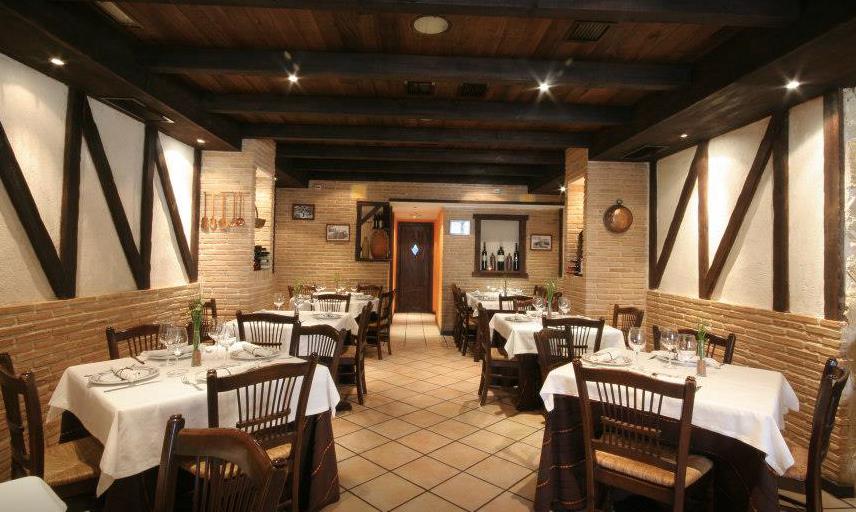 El Lagar de Arroyomolinos, restaurante recomendado en Madrid por www.madridmeenamora.com