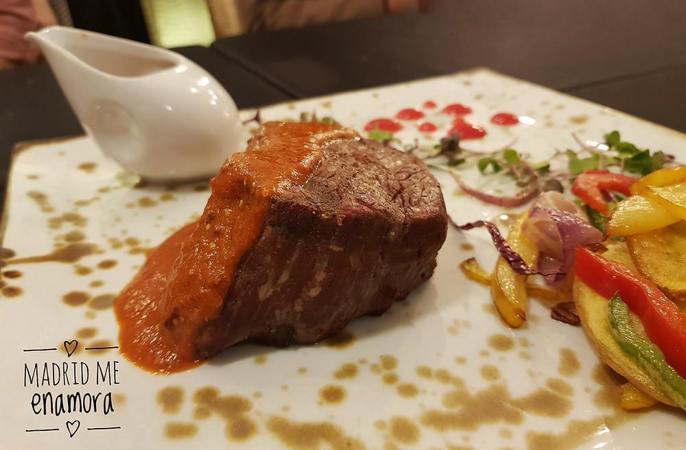 GastroVía 61, restaurante recomendado en Madrid por www.madridmeenamora.com