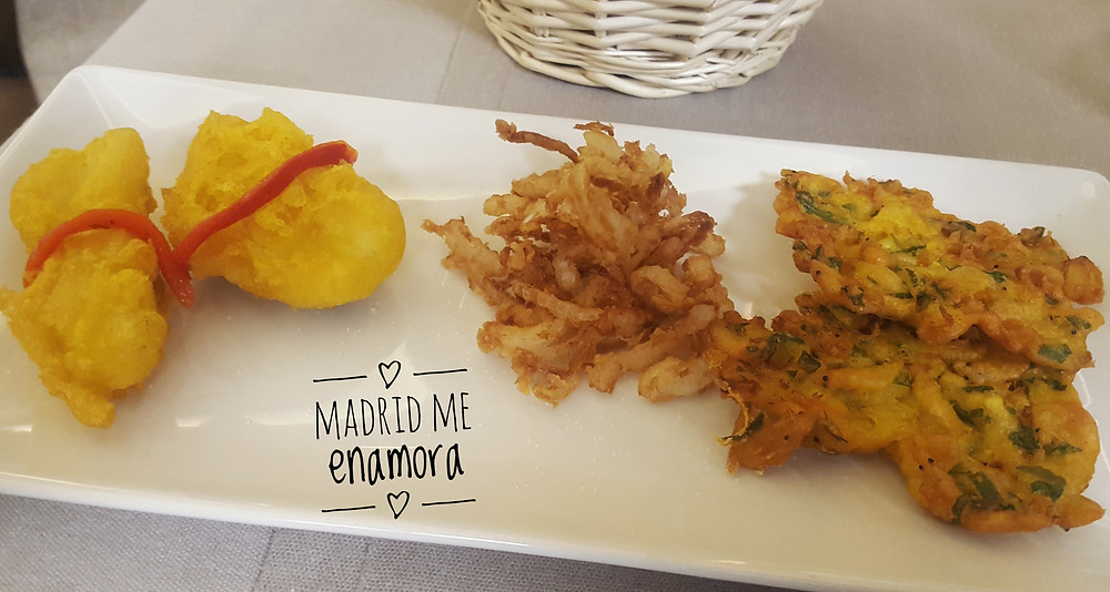 Restaurante en Madrid recomendado por www.madridmeenamora.com
