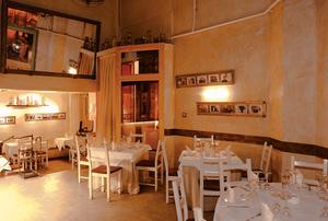 Trattoria Sant Arcangelo, restaurante recomendado en Madrid por www.madridmeenamora.com