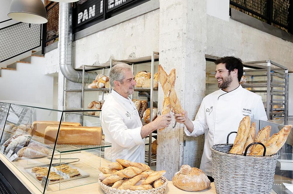 Pan.Delirio. obrador de pan artesano recomendado en Madrid por Madrid me enamora