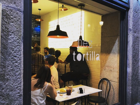 PEZ TORTILLA, EL BAR DE TAPAS QUE A TODOS ENAMORA