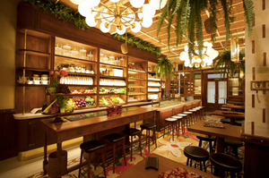 Manero, restaurante recomendado en Madrid por www.madridmeenamora.com