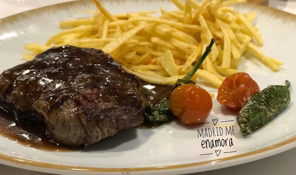 El Lagar de Arroyomolinos, restaurante recomendado por www.madridmeenamora.com