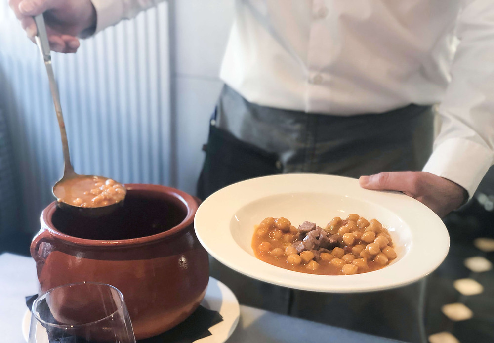 Alma of Spain, restaurante recomendado en Madrid por www.madridmeenamora.com