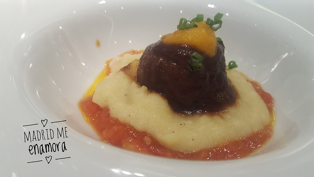 Hevia, restaurante recomendado en Madrid por www.madridmeenamora.com