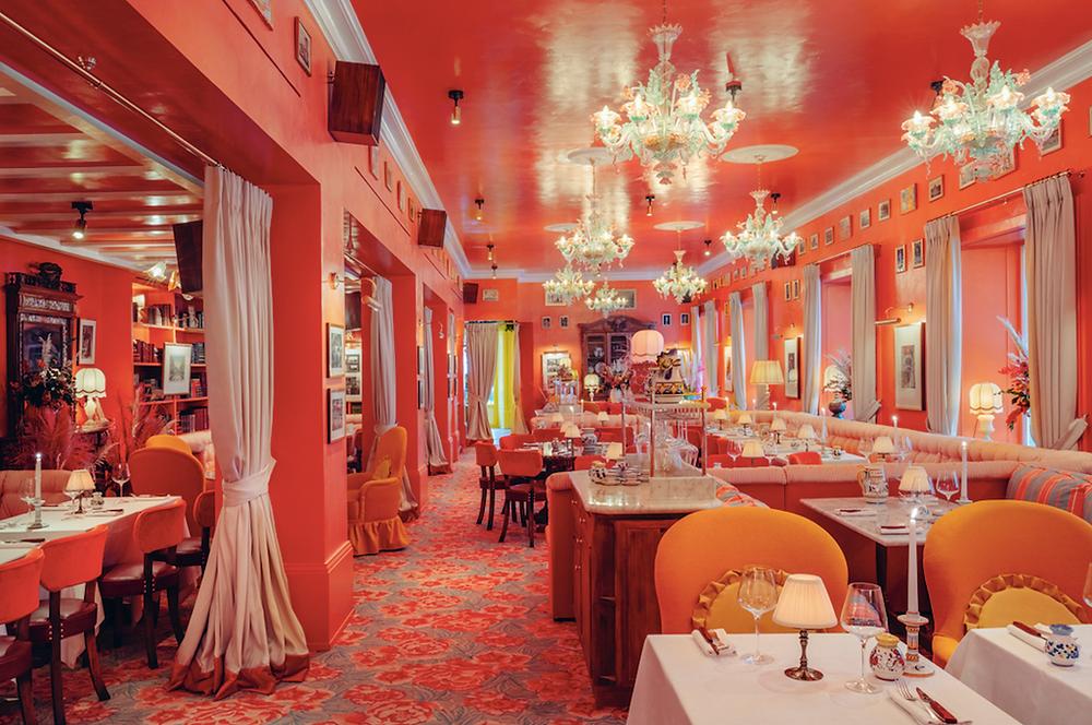 La elegancia de los salones de Bel Mondo hace que sea un sitio súper acogedor.