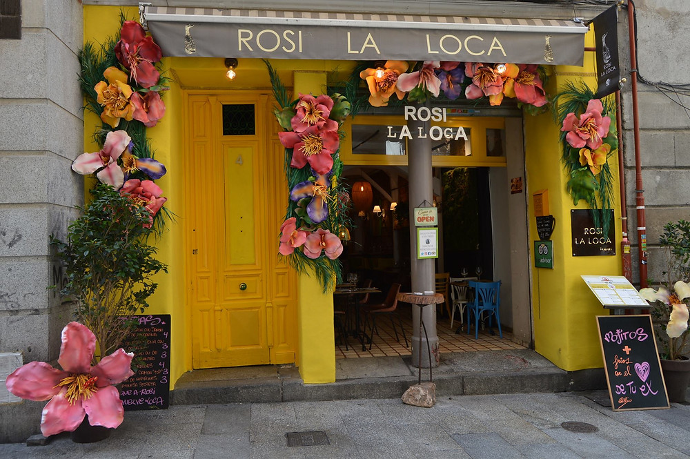 Restaurante en Madrid recomendado por Madrid me enamora