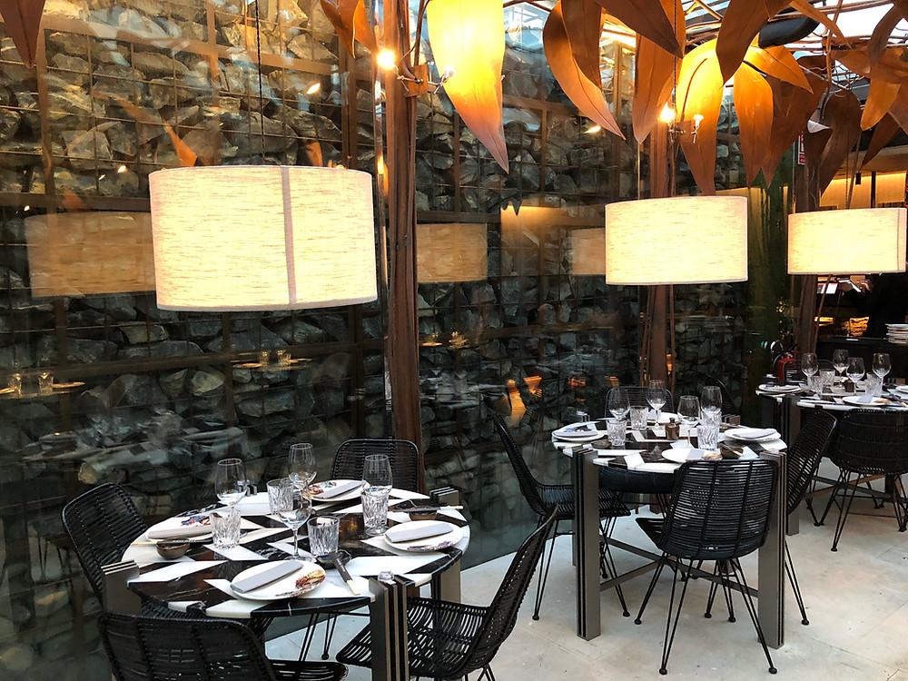 Chow Chow, restaurante recomendado en Madrid por www.madridmeenamora.com