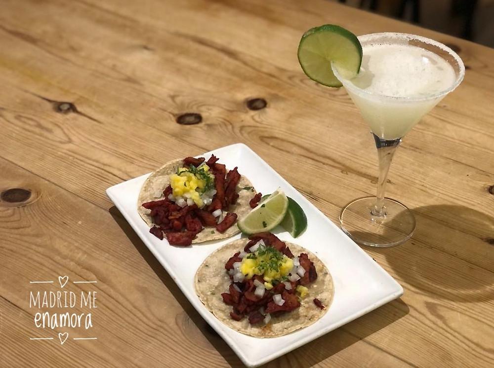 Los tacos al pastor son uno de los 'best sellers' de Tepic.