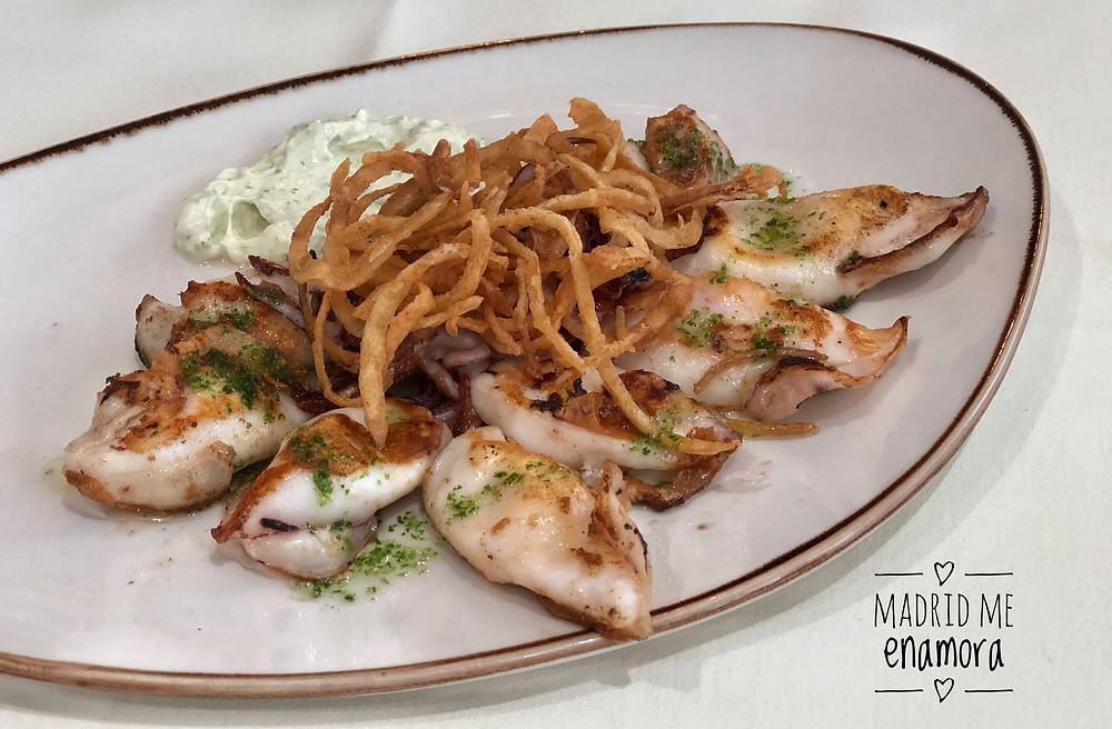Mariuca, restaurante en Pozuelo de Alarcón recomendado en www.madridmeenamora.com