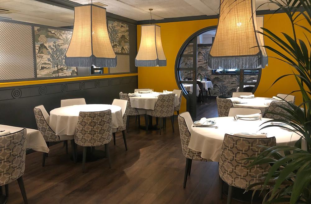 Hutong, restaurante en Madrid recomendado en www.madridmeenamora.com