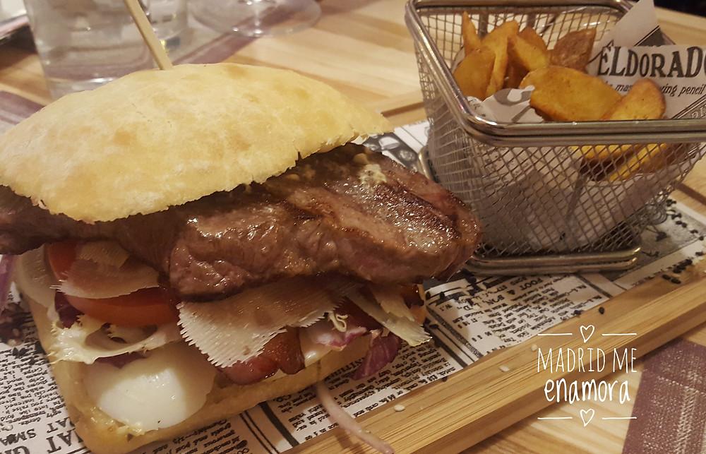 La Panera Rosa, restaurante recomendado en Madrid por www.madridmeenamora.com