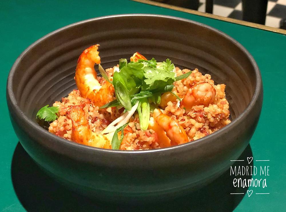Pointer, restaurante en Madrid recomendado en www.madridmeenamora.com