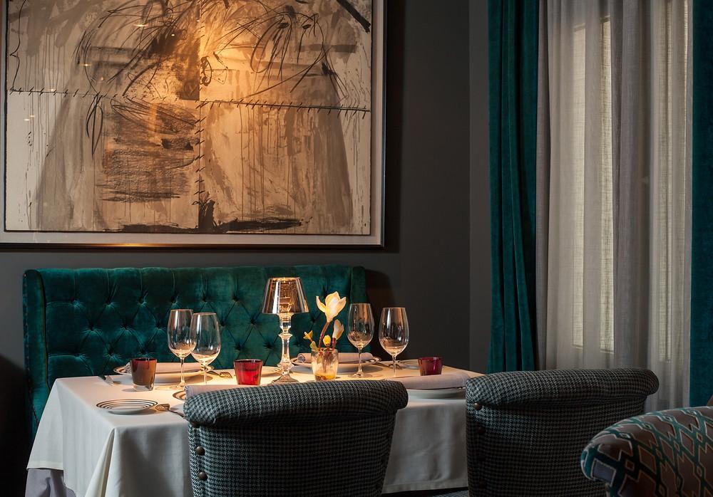 Carlos Oyarbide, restaurante recomendado en Madrid por www.madridmeenamora.com