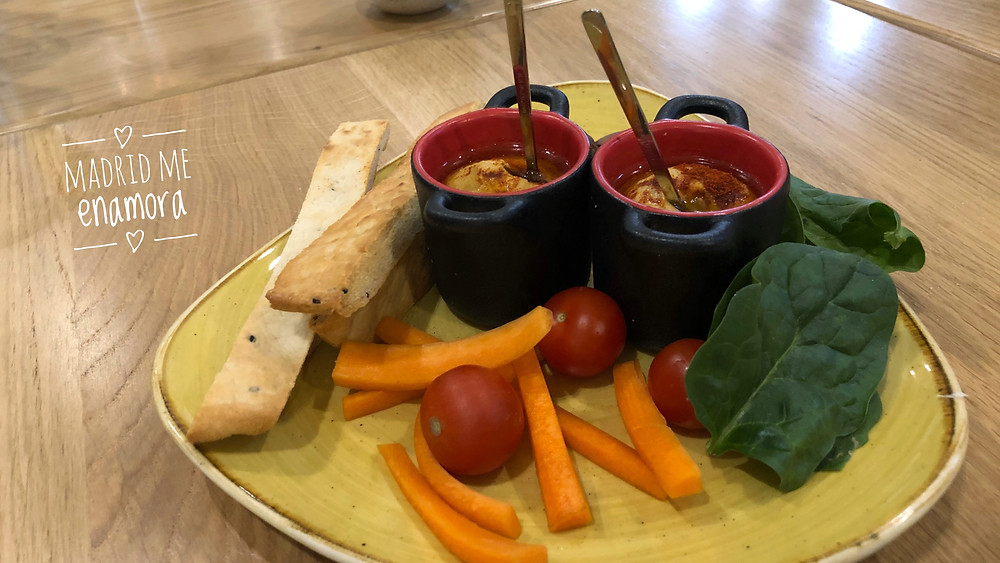 Planet Organic, restaurante recomendado en Madrid por www.madridmeenamora.com