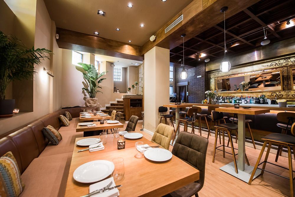 Colósimo, restaurante recomendado en Madrid por www.madridmeenamora.com