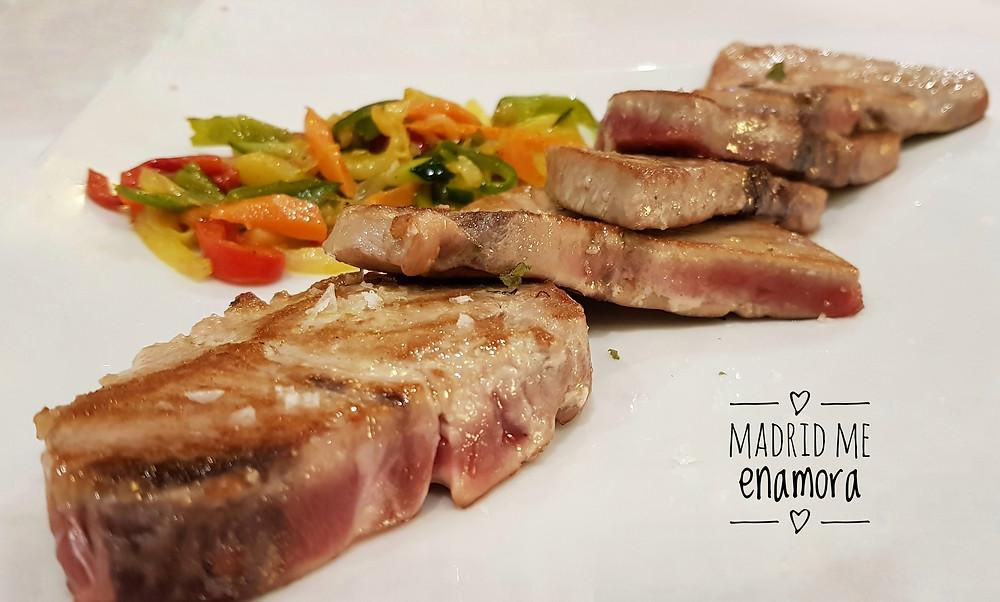 La Breña, restaurante recomendado en Madrid por www.madridmeenamora.com