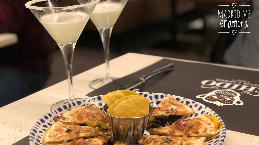 Chido, restaurante en Madrid recomendado en www.madridmeenamora.com