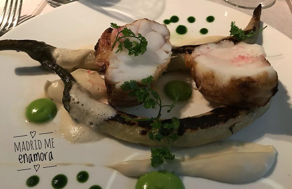 La Bienaparecida, restaurante recomendado en Madrid por www.madridmeenamora.com