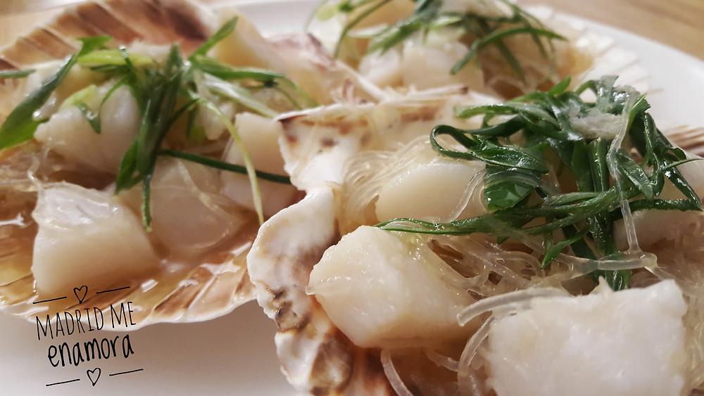 Kion&Sui restaurante recomendado en Madrid por www.madridmeenamora.com