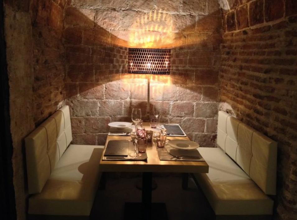 Bodega de los secretos, restaurante recomendado en Madrid por www.madridmeenamora.com