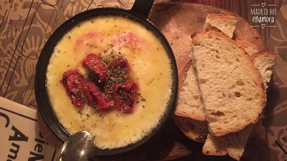 Bendita Locura Coffee & Dreams, restaurante recomendado en www.madridmeenamora.com