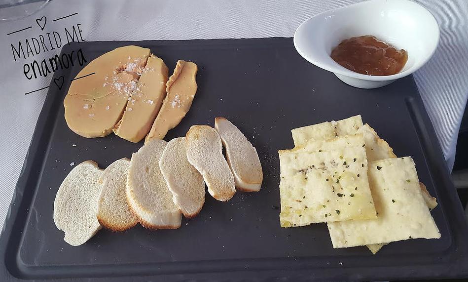 Los cinco mejores foie mi cuit de Madrid por www.madridmeenamora.com